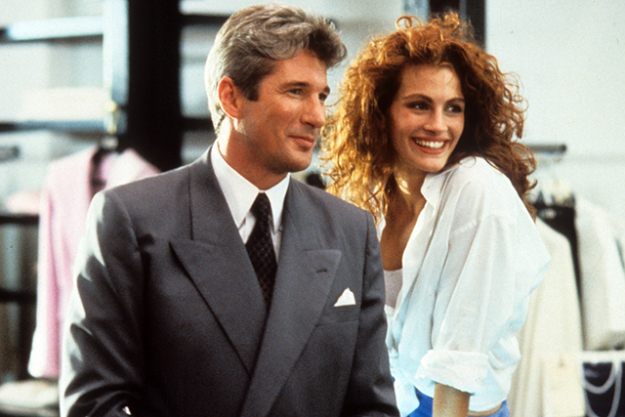 'Pretty Woman': beautiful hooker with a heart of gold meets handsome billionaire business guy – what could go romantically wrong?