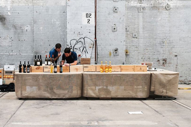 Rootstock 2018, 28 November 2018: Aussie food and wine fest showcasing the best of raw, natural sips and sups (image: Carriageworks)