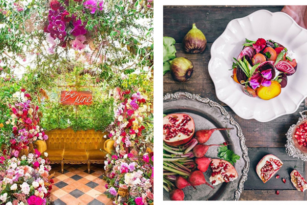 "The Grounds of Alexandria: The Grounds is going full romantic bloom transforming its laneways into a floral 'Lovers Lane' for V-Day this year and hosting A Midsummer Night's Dream-inspired feast of four-courses.<p><span style=""font-size: 17px;"">Bookings:&nbsp;</span><a href=""https://thegrounds.com.au/"" style=""font-size: 17px;"">thegrounds.com.au</a></p>