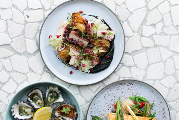 "Upper East Side, Bondi: easy-breezy Bondi local Upper East Side is doing a delish four-course Feb 14 offering for $100 per person.<p><span style=""font-size: 17px;"">Bookings:&nbsp;</span><a href=""http://uppereastsidebondi.com/"" style=""font-size: 17px;"">uppereastsidebondi.com</a></p>