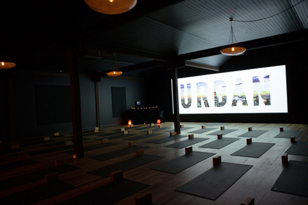 "Urban Yoga, Surry Hills: A super mod studio in downtown Surry Hills that offers sick beats, back bends and impressive background eye candy. Translation? Yoga classes in this zen space face a huge screen showing gorgeous images with rockin' tunes (no whale sounds here) playing in the background. Yoga got a cool over.<p><a href=""https://www.urbanyoga.yoga/"" style=""font-size: 17px;"">urbanyoga.yoga</a></p>