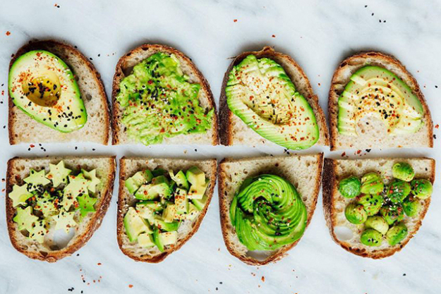 Avocado: This millennial favourite is a great source of monounsaturated fats and also potassium, an important electrolyte to replace if undertaking a rigorous exercise regime, especially in the heat. Image: @lumadeline