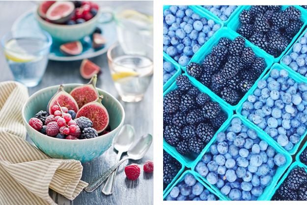 Berries: A rich source of antioxidants, they're a great addition to muesli or smoothies.