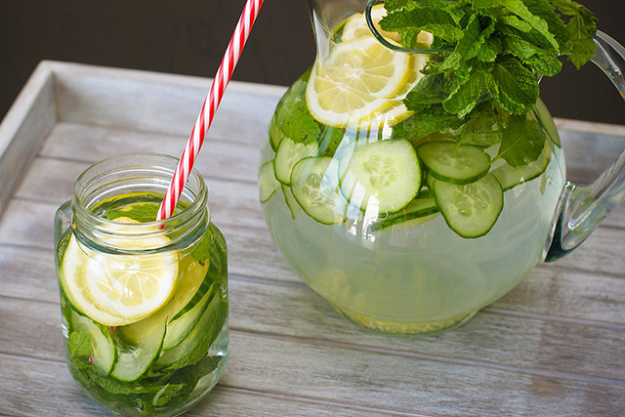 Cucumber: Has high water content and is great for hydrating!
