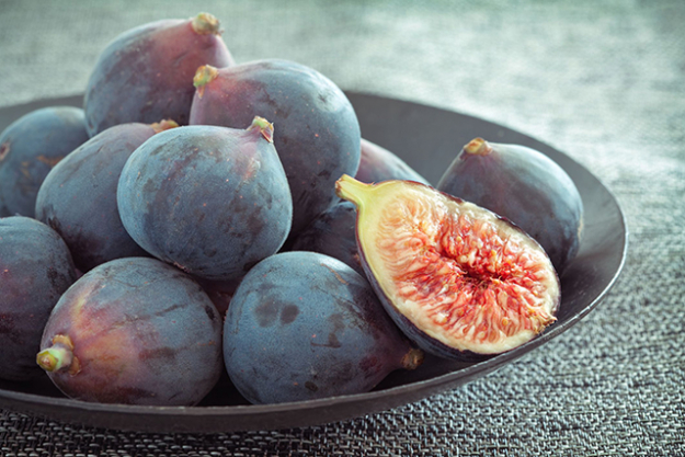 Figs: These delicious fruits are a great source of fibre and prebiotics to feed gut bacteria.