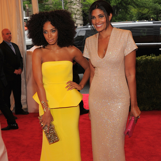 It also comes out that Roy and Solange, once friends (and pictured here attending the 2012 Met Gala together), had an apparent dust up BEFORE the infamous elevator incident. The plot thickens.