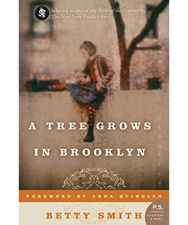 A Tree Grows in Brooklyn by Betty Smith: all the heartbreak and hope of a young girl coming of age at the start of the 20th century.