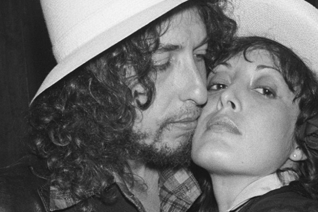 Bob Dylan and Sara Lowndes.  Dylan, who was supposedly inspired by fellow Chelsea guest Dylan Thomas to change his surname from Zimmerman, references the hotel in 'Sara', his 1976 song to his first wife, Sara Lowndes, with the lyric: 'Staying up for days in the Chelsea hotel/ writing 'Sad Eyed Lady of the Lowlands' for you.' Dylan lived in room 211 during the 60s and the room was nearly destroyed in 2008 before horrified fans and residents put a stop to proceedings: they'll be hoping that the times aren't a-changing in this particular rock'n'roll enclave any time soon.