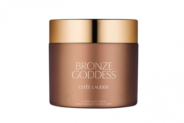 Bronze Goddess Whipped Body Crème, $70: Estee Lauder's ultimate sun-kissed fragrance is now available in a luxurious body crème that leaves your limb smelling super soft and ultra-summer.