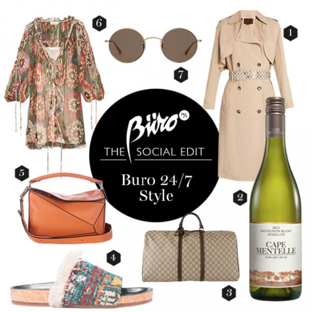 Click through to see the weekend winery essentials