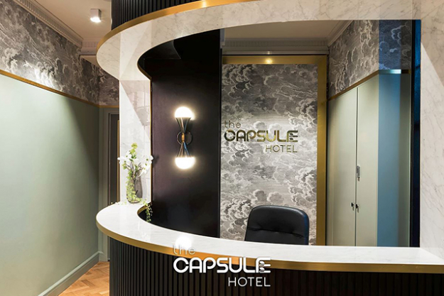 The Capsule Reception