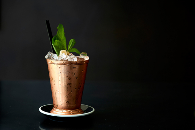 "Bar Carolina's Carolina Mule Cocktail<p><span style=""font-size: 17px; font-weight: bold;"">Ingredients:&nbsp;</span></p>