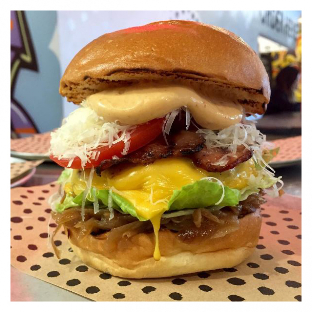 3. Chur Burger. With outposts in Surry Hills, the CBD and the airport, this is the best thing to come out New Zealand since Lorde.