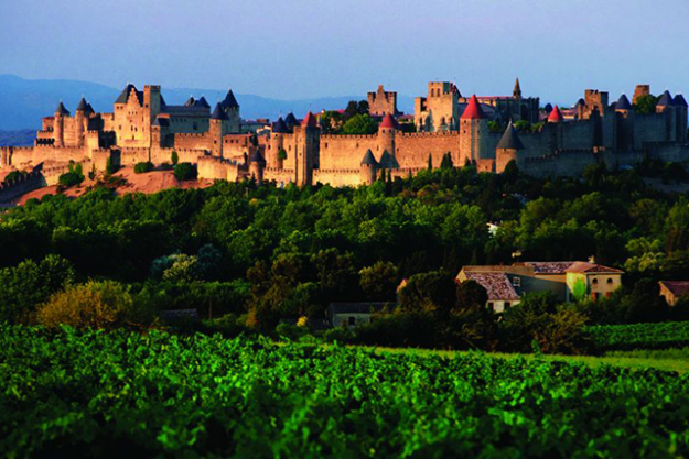 Citadel of Carcassonne: This fairytale medieval citadel in southern France is worth the frequent flyer points even if you're not a military history buff. Just think of the insta potential of a bona fide castle.