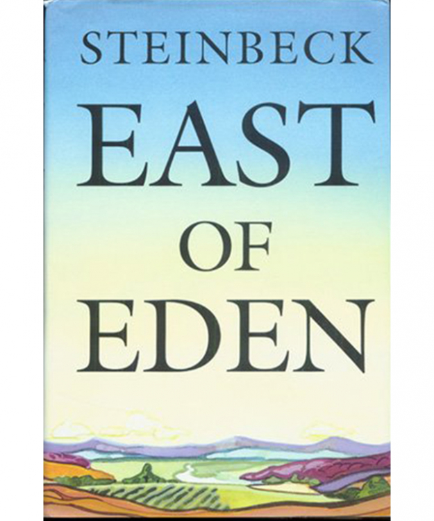 East of Eden by John Steinbeck: under the layers of narrative and all the fascinating characters, the core of this book is about our free will as human beings.