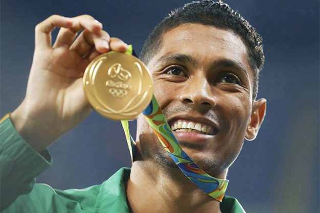400m World Record: The Olympics can make stars, and Rio was no different. One of the top performances of the Games came on the athletics track as South African Wayde van Niekerk smashed Michael Johnson's 17-year-old 400m record, clocking a time of 43.03 seconds. To put that in perspective, that time would have put him seventh in the women's 4x100m final.