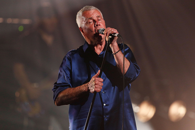Daryl Braithwaite was inducted into the ARIA hall of fame by his friend and colleague Jimmy Barnes. Braithwaite was joined on stage by Guy Sebastian and Vera Blue to sing a rendition of his iconic single 'The Horses'.