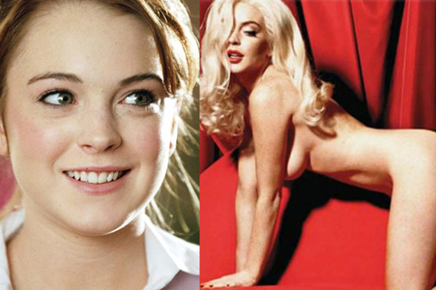 LINDSAY LOHAN; Disney production: The Parent Trap. Turning point: Following the success of Mean Girls, a rapid succession of DUI's, accusations of drugs and a lack of professionalism have led to Lohan's almost total loss of her career.