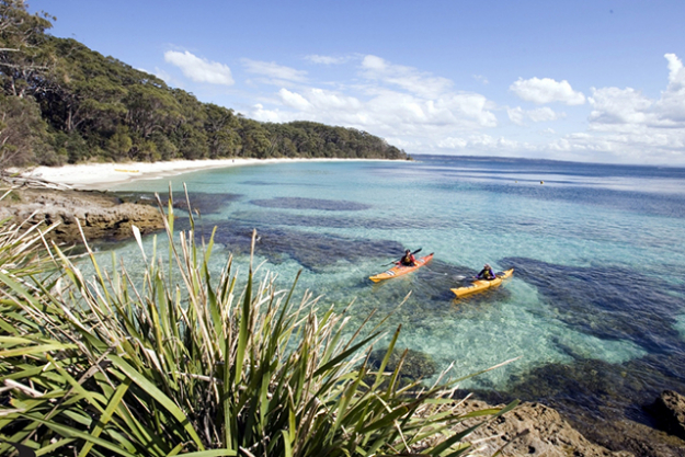 Jervis Bay: A road trip hit list would not be complete without the inclusion of Jervis Bay. The quintessential weekender location is a cruisy three hour drive south of Sydney.