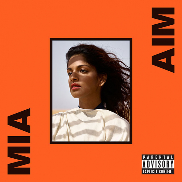 4. An artist whose social activism and outspokenness occasionally threatens to overshadow her music, M.I.A has lost none of her political bite on her fifth album. Case in point: 'Bird Song', the track she released with ex-boyfriend Diplo or 'Freedun', the one with Zayn Malik. While not without its important political messages, the production quirks of 'AIM' fails to be as groundbreaking as her earlier work.