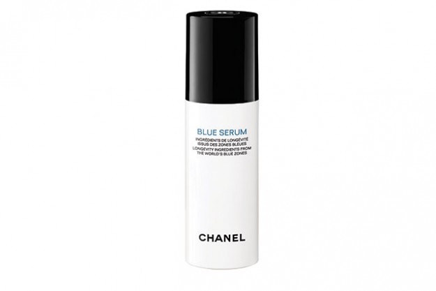 Chanel Blue Serum, $155: Chanel's latest innovative serum has handpicked three active ingredients: green coffee, olive, and lentisk. After applying this soother formula your skin will appear healthier and smoother and will soon become you're secret to fake a good night's sleep.