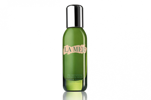 La Mer Revitalizing Hydrating Serum, $340: This uberly- luxe serum focuses on deep hydration with a powerful blend of algae and La Mer's signature ingredient: the miracle broth. You'll notice a difference in your skins plumpness and all-over appearance from the first use.