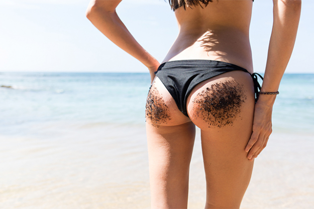 Click through for our favourite exfoliating coffee scrubs