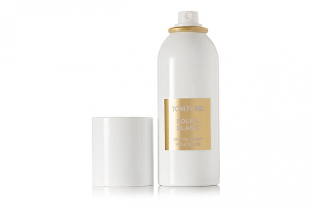 Tom Ford Soleil Blanc Dry Oil Spray, $110 davidjones.com.au