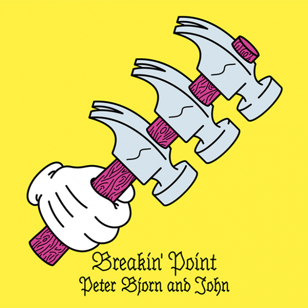 "6. June 10: Peter Bjorn and John – 'Breakin' Point'. When your country's pop legacy includes the likes of ABBA, Roxette and Ace of Base you've obviously got a lot of cheesiness to overcome. Thankfully, this Swedish trio have an ear for a catchy melody and<p><span style=""font-size: 17px; line-height: 29px;"">Listen: '</span><a style=""font-size: 17px; line-height: 29px;"" href=""https://www.youtube.com/watch?v=hPdxk3UbIU8"">Breakin' Point</a><span style=""font-size: 17px; line-height: 29px;"">' and '</span><a style=""font-size: 17px; line-height: 29px;"" href=""https://www.youtube.com/watch?v=AsiwAgMtmvE"">What You Talking About?</a><span style=""font-size: 17px; line-height: 29px;"">'</span></p>