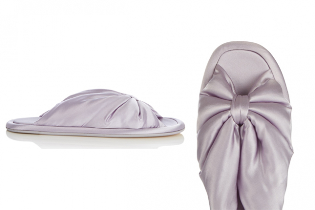 "Balenciaga satin slides, $880 at MatchesFashion.com<p><a href=""http://www.matchesfashion.com/au/products/1079843"" target=""_blank"">Shop</a></p>"