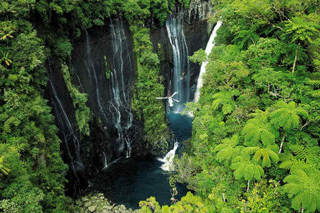 Réunion: Indian Ocean isle with a striking coastline, lush tropical rainforest, volcanic beauty and culturally diversity. Hike, bike, canyon, horse ride – action-packed days followed by foodie nirvana of French, Creole, Indian and Chinese flavours.