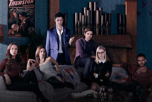 Watching? The Magicians on Netflix
