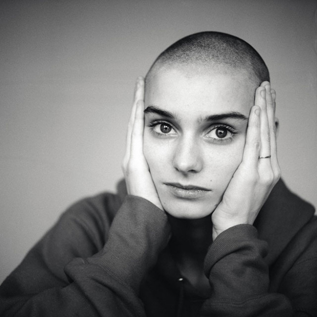 Singer/songwriter Sinéad O'Connor shaved her head as a personal act of defiance, which undoubtedly launched her extremely successful music career.