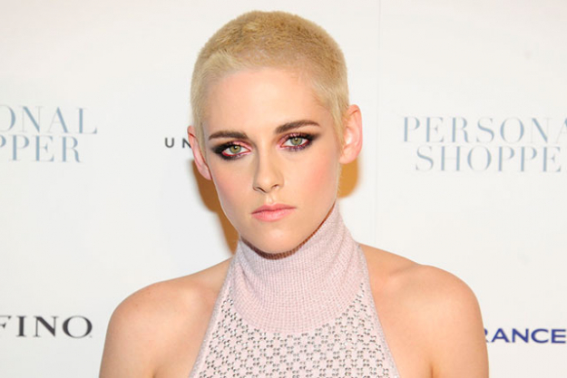 "Kristen Stewart explained her shaved head was due to it being ""easier"" for her new role in 'Underwater.'"
