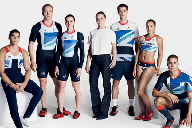 Stella McCartney for Adidas x Team Great Britain 2012