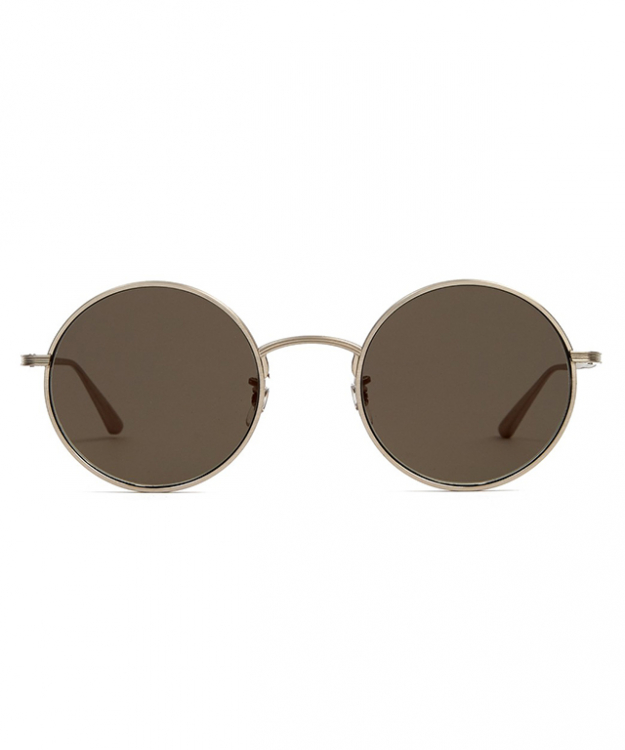 "The Row X Oliver Peoples sunglasses<p><a target=""_blank"" href=""http://www.matchesfashion.com/au/products/The-Row-X-Oliver-Peoples-After-Midnight-sunglasses-1082513"">matchesfashion.com/au</a></p>"