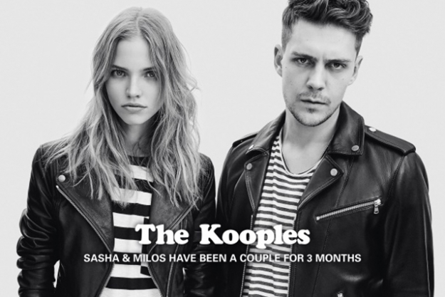 Click through to see images from The Kooples' exhibition 'Latitudes, Attitudes'