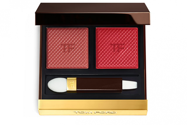 Tom Ford shade and illuminate lips in tantalize, $90