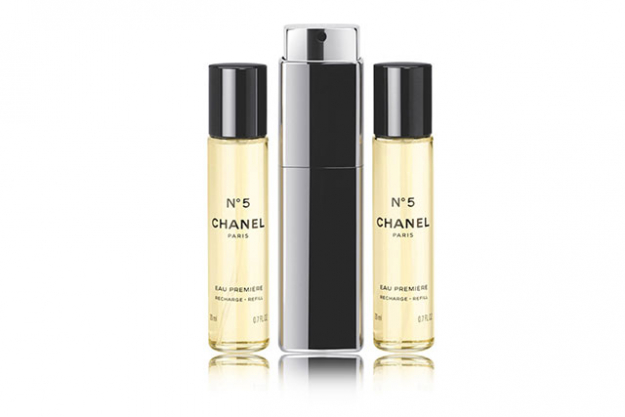 Chanel No5 Eau Premiere Purse spray, $188 myer.com.au