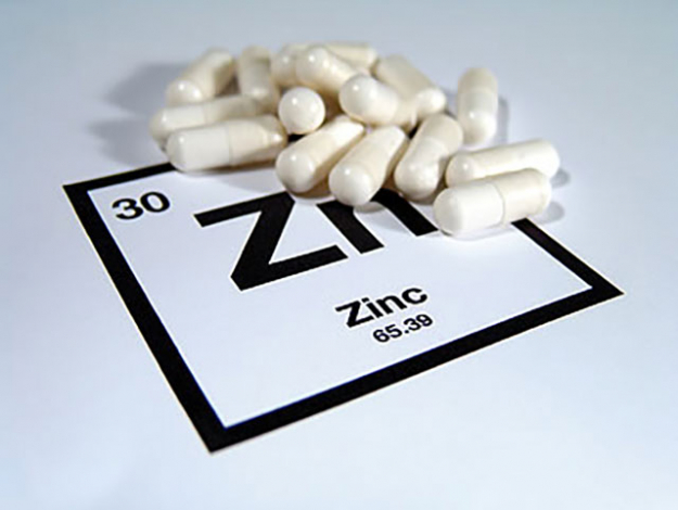 "Zinc<p class=""Default""><span lang=""EN-US"">Is a mineral that plays a vital role in maintaining a healthy immune system. Unfortunately our soils are very depleted of this essential nutrient so supplementing with zinc within 24 hours of the start of symptoms helps shorten your sniffle.<o:p></o:p></span></p>