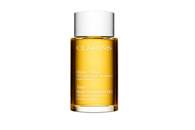 Clarins Tonic Body Treatment Oil, $68: This product is cult-followed by expecting mums and for very good reason. Designed with 100% pure plant extracts, the luxurious body oil improves your skin elasticity to prevent future stretch marks and will continue to maintain suppleness and plumpness over time.