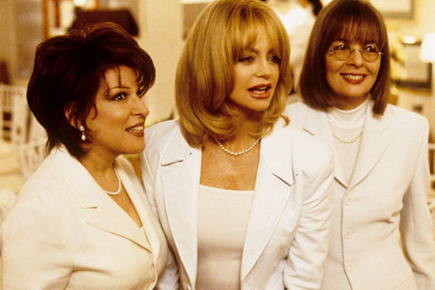 With the writer from New Girl, Rebecca Addelman, on script-writing duties, the empowering 1996 comedy starring Bette Middler, Goldie Hawn and Diane Keaton will be turned into a TV series.