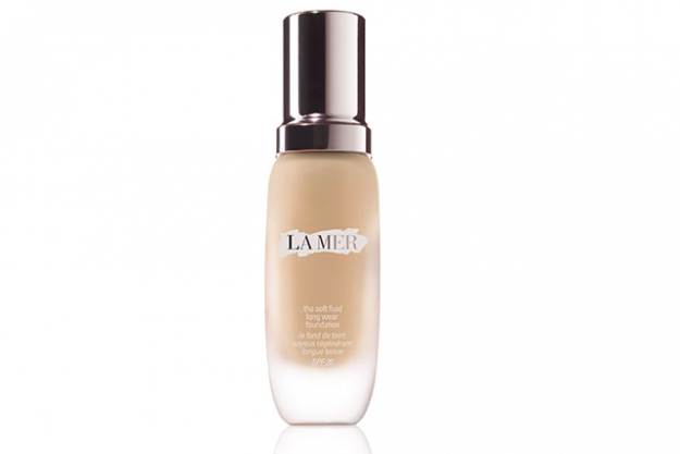 La Mer The Soft Fluid Long Wear Foundation, SPF 20, $200 cremdelamer.com.au