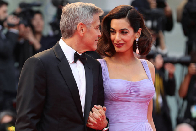"Amal Clooney: It seems June was the month of twins (and coincidently, also where the Gemini zodiac falls), with Amal Clooney also giving birth to Alexander and Ella. While no images have been shared of the twins as yet (we were pressed to see even the slightest bump on the Human Rights lawyer), Clooney has spoken to E! remarking that both have Amal's eyes: ""I know, thank God!'"
