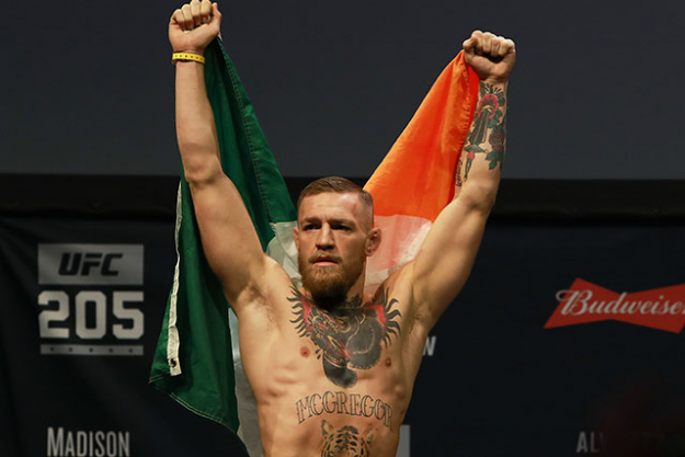 3. Conor McGregor