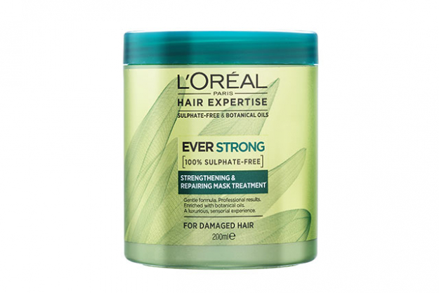 L'Oréal Paris, Hair Expertise EverStrong Strengthening and Reparing Hair Mask, $15.95