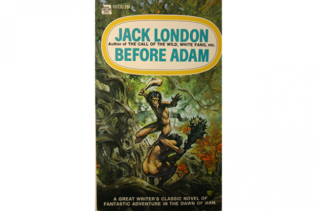 "6. Reading: ""I just finished 'Before Adam' by Jack London – it's one of the most amazing books I've ever read. Incredible."""