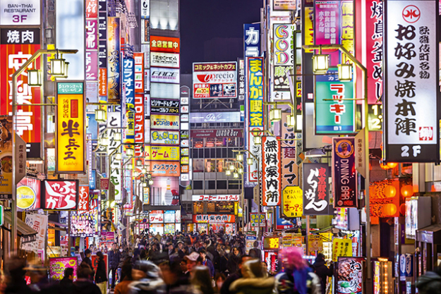 "Favourite holiday destination: ""Definitely Japan. It's the best place in the world."""