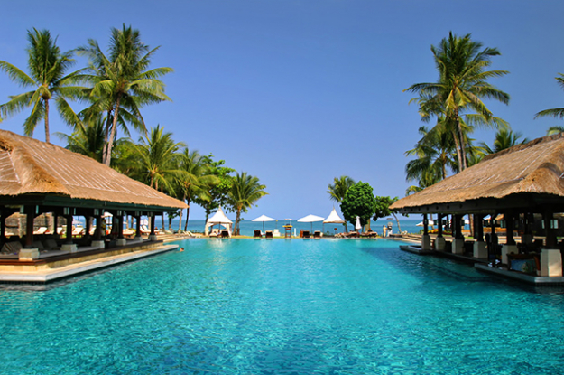 "Your favourite holiday destination? ""Bali!"""