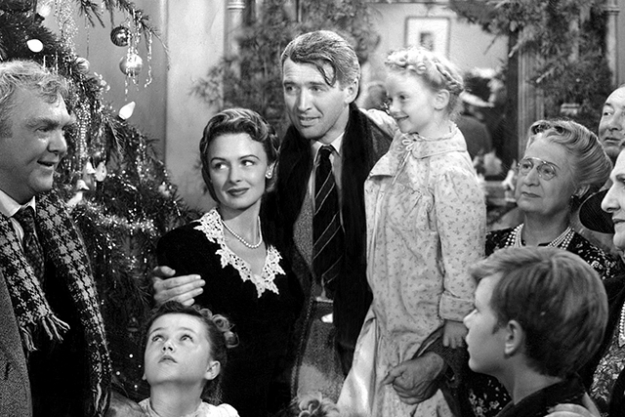 "It's a Wonderful Life (1946): heartbreaking and sentimental, this Christmas film features the most romantic line of all time: ""You want the moon? Just say the word and I'll throw a lasso around it and pull it down."""
